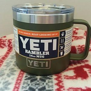 Yeti Rambler Mug/Thermos